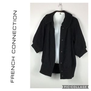 French Connection | Bubble 3/4 Sleeve Jacket~4